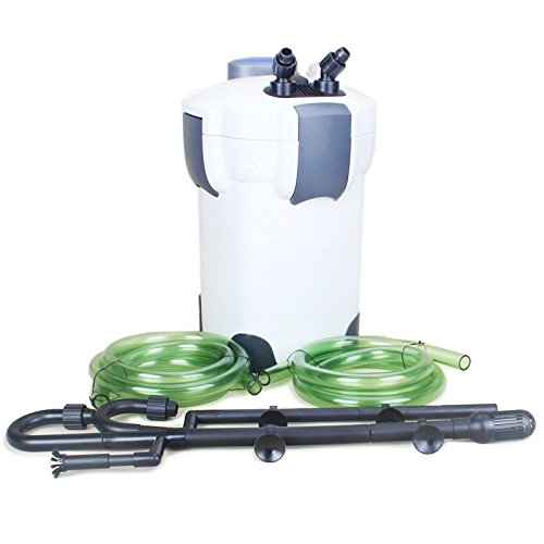 SunSun-China HW-304B 5-Stage External Canister Filter
