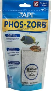 API Phos-Zorb Pouch, Aquarium Filtration Media