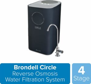 Brondell Circle Reverse Osmosis System, Under Sink