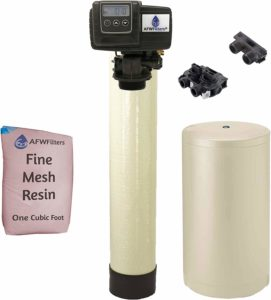 AFWFilters IRONPRO2 Pro 2 Combination Water Softener Iron Filter Fleck