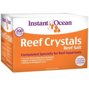 Instant Ocean Reef Crystals Reef Salt 56 Pounds