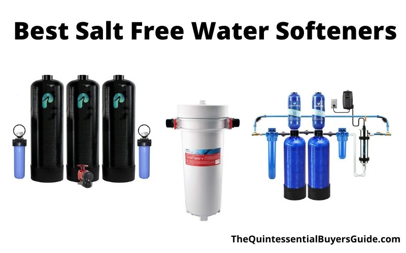 Best Salt Free Water Softeners