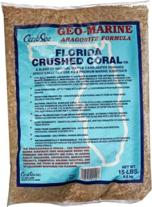 Carib Sea Florida Crushed Coral Substrate